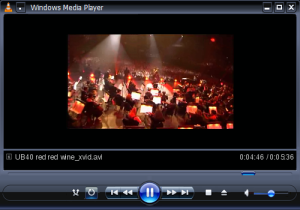vlc - windows media player